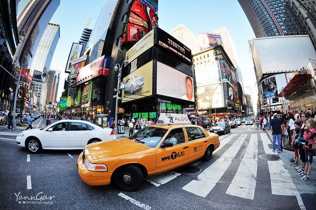 New York. Flickr.com/Yann Gar