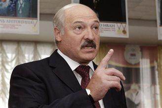 Łukaszenka gratuluje Poroszence zwycięstwa w wyborach