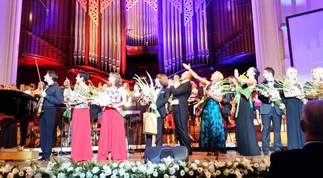 Гала-концерт у варшавській Національній філармонії - 25 років Незажності
