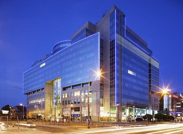 Главный офис PKO BP в Варшаве
