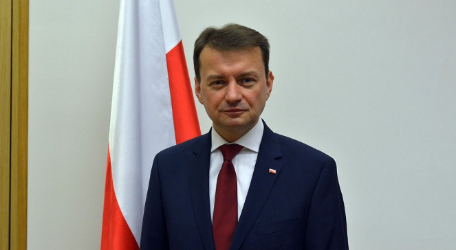 Міністр внутрішніх справ і адміністрації Польщі Маріуш Блащак