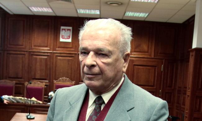 Czesław Kiszczak in February 2012. Photo: PAP/Tomasz Gzell