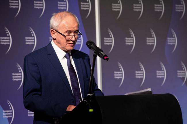 11-ий Європейський економічний конгрес - міністр енергії Кшиштоф Тхужевський
