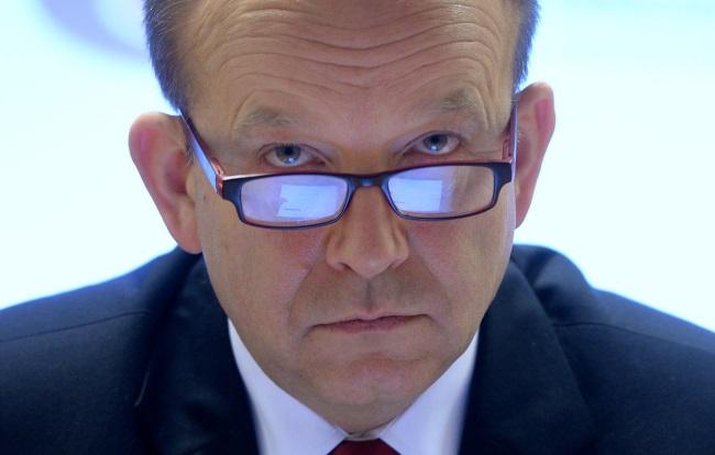 Health Minister Konstanty Radziwiłł. Photo: PAP/Jacek Turczyk