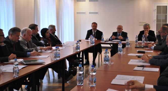 26 і 27 квітня було визначено головні завдання польської частини Польсько-українського форуму партнерства