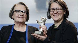 Агнешка Холланд получила «Серебряного медведя» в Берлине