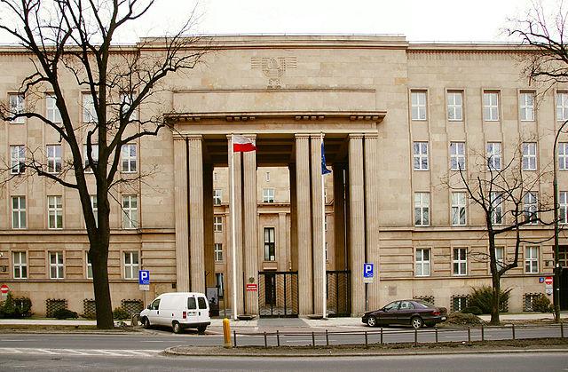 Министерство националього образования Польши