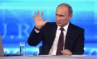 Nie chcą, by Putin kandydował po raz piąty