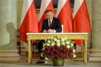 Президент Дуда подписал обновленный закон о Совете общественного диалога