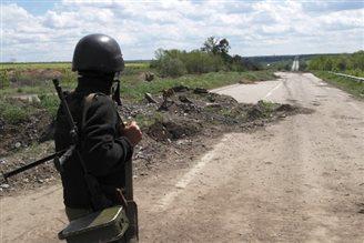 Паміж Украінай і «ДНР» (ФОТА)