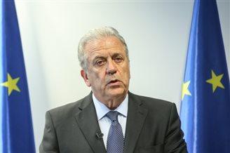 Commissioner talks Frontex expansion, refugees