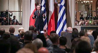 Бизнес-форум по случаю 100-летия дипотношений между Польшей и Грецией