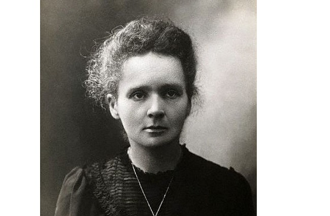Maria Skłodowska-Curie. Photo: Wikimedia Commons [Public domain]