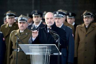 Мацеревич: В польской армии нет места для тех, кто убивал поляков