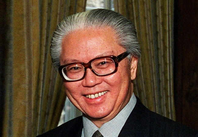 Singaporean President Tony Tan. Photo: Wikimedia Commons/Helene C. Stikkel/defenselink.mil.