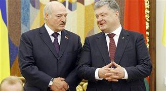 Порошенко о приезде Лукашенко: это визит надежного партнера и друга Украины