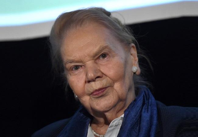Julia Hartwig. Foto: PAP/Radek Pietruszka