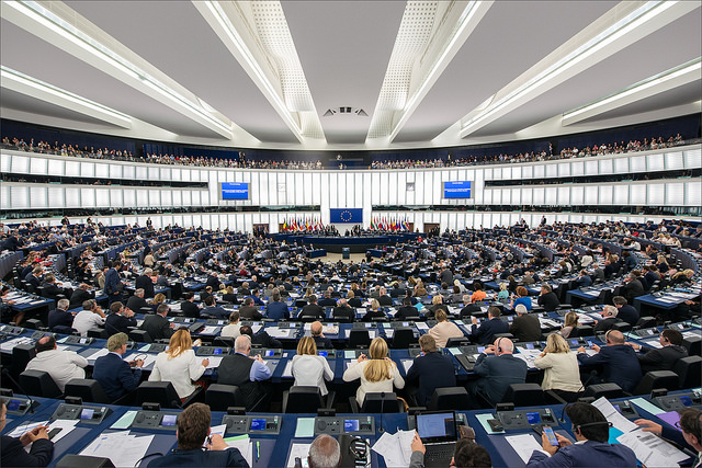 European Parliament. Photo: European Union (CC BY-NC-ND 2.0)