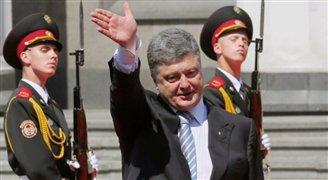 Ukrainian pres. Poroszenko invites Polish counterpart Duda to Kiev