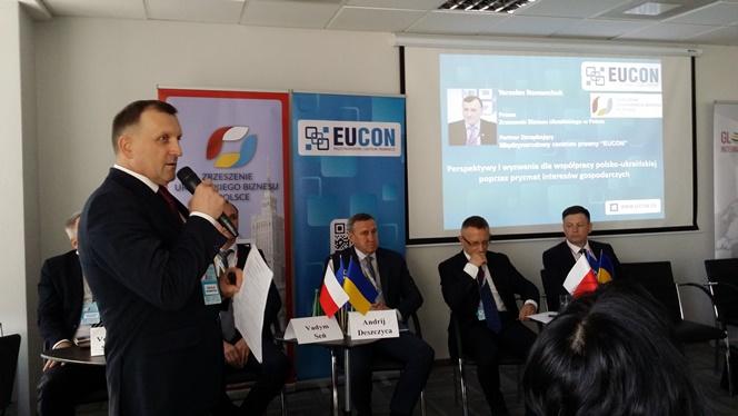 VIII Міжнародний форум «Дні українського бізнесу»