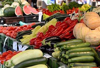 Кухня: дзе й як захоўваць садавіну й гародніну