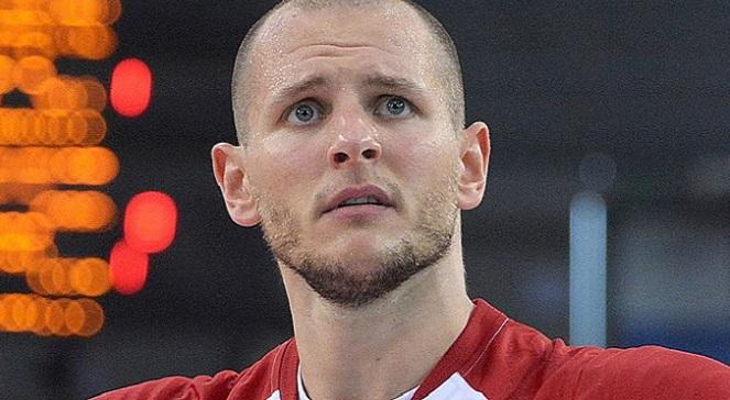 Польский волейболист Бартош Курек