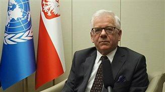 Polen und USA gleicher Meinung zu Nordstream 2