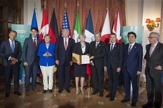 G7 to step up fight against terrorism