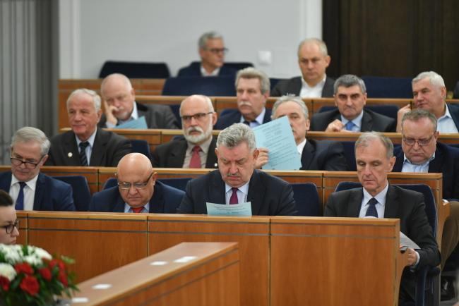 Засідання Сенату 31.01.2018р.