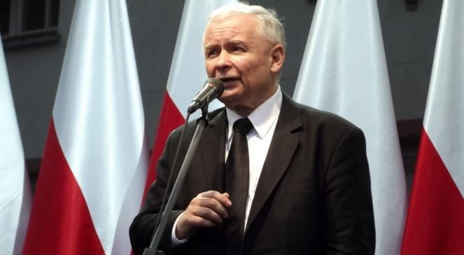 Лідер керівної партії Право і справедливість Ярослав Качинський