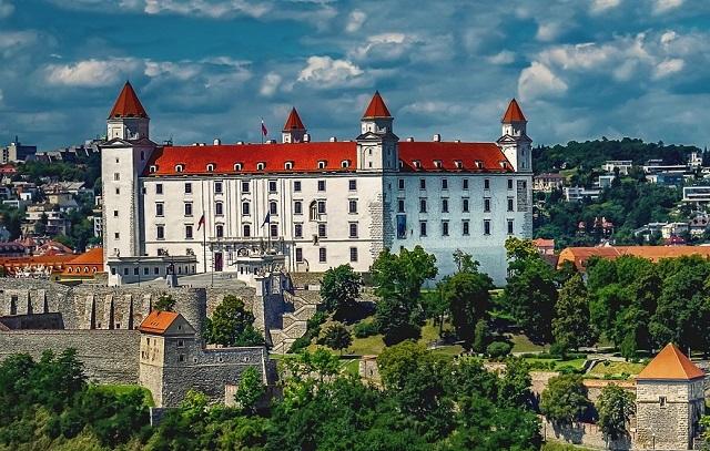 Bratislava, Slovakia. Photo: Pixabay/Walkerssk/CC0 Creative Commons