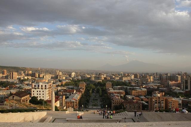 Yerevan, Armenia. Photo: Marco Zanferrari/Flickr.com