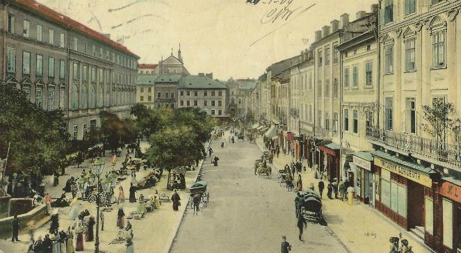 Pocztówka ze Lwowa