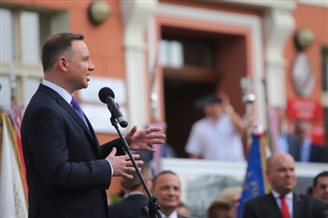 President Duda to represent Poland at Kohl funeral ceremonies