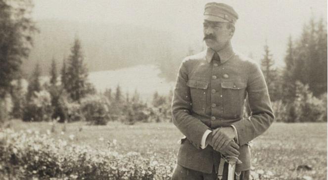 Portret Józefa Piłsudskiego (1918)