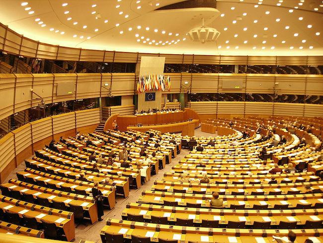 European Parliament in Brussels. Photo: Wikimedia