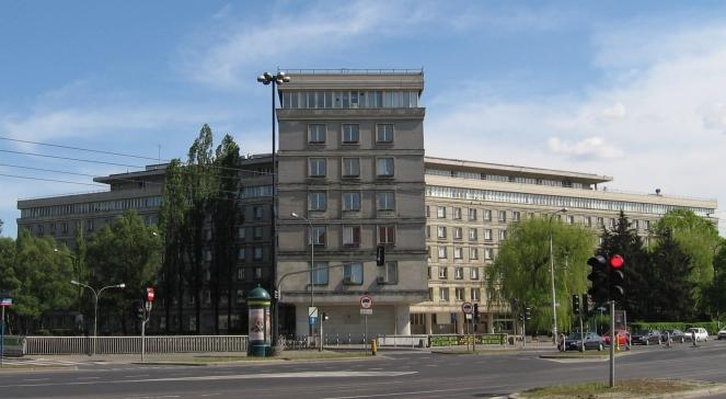 Будинок Головного статистичного управління у Варшаві