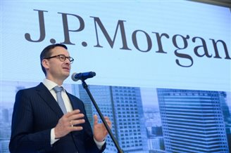 JP Morgan presence in Poland is sign of trust: finance minister