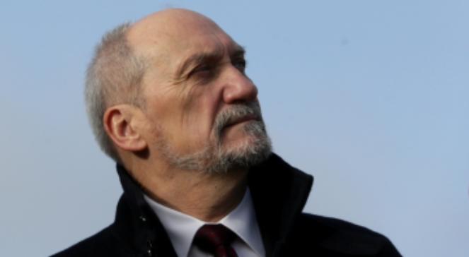 Міністр оборони Польщі Антоні Мацєревич