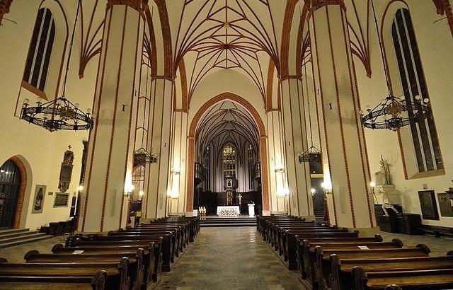 Базилика Святого Иоанна Крестителя в Варшаве