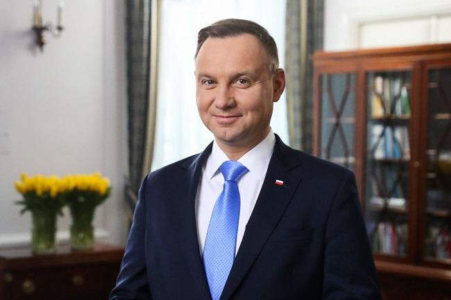 Andrzej Duda. Photo: prezydent.pl