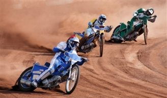 Budding Polish Speedway ace in coma after accident