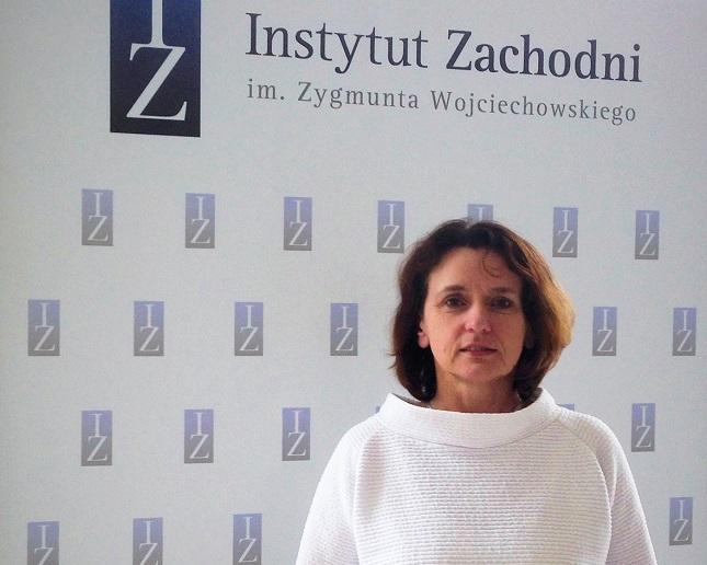 Dr. Justyna Schulz, fot. (c) Archiwum Instytut Zachodni Poznań