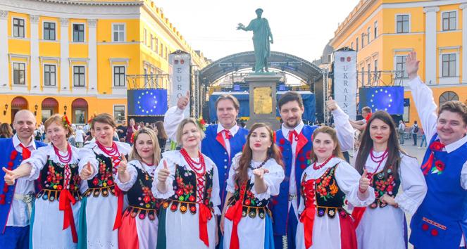 Одеський хор «Польська нота»