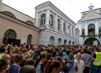 Polish schools strike in Lithuania