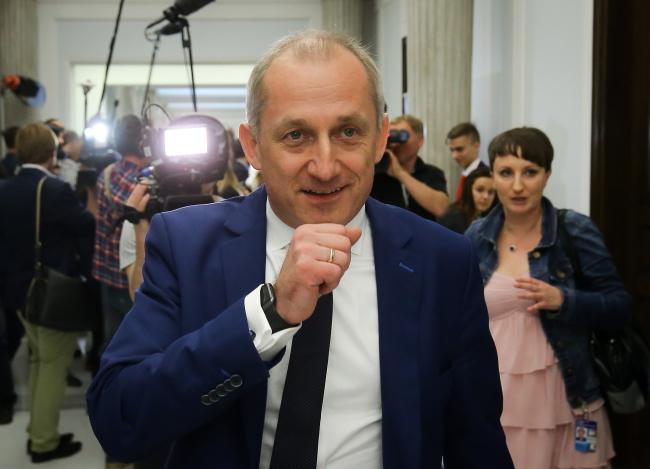 Sławomir Neumann. Photo: PAP/Paweł Supernak