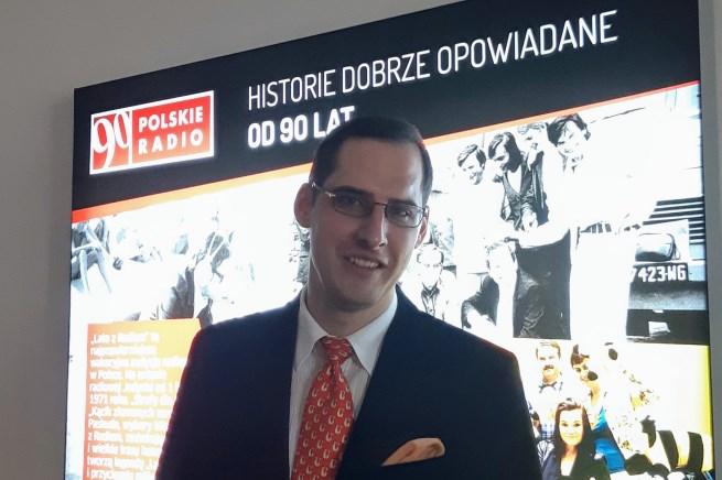 Stanisław Raźniewski, prezes Polsko-Gruzińskiej Izby Przemysłowo-Handlowej