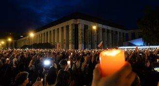 У Польщі тривають протести проти судової реформи