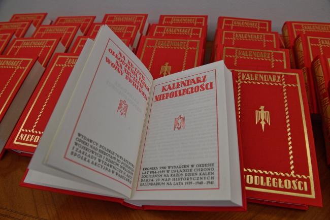 Перевиданий Календар Незалежності з 1939 року
