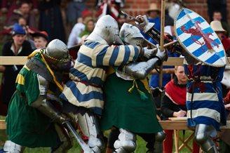 Medieval Combat World Championships underway